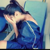 Elisa Tovati à l'hôpital : Un gros bobo bien mystérieux...