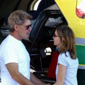 Harrison Ford, l'accident : Calista Flockhart et ses enfants à son chevet