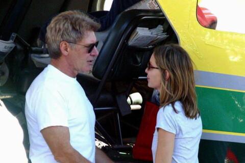 Harrison Ford, l'accident : Calista Flockhart et ses enfants à son chevet