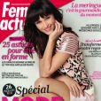 Magazine  Femme Actuelle  en kiosques, le 7 mars 2015.