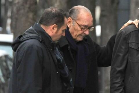 Jacques Chirac : Affaibli auprès de Bernadette pour l'une de ses rares sorties