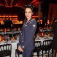 Farida Khelfa - Aftershow Christian Dior lors de l'inauguration de la discothèque Les Bains Douches à Paris. Le 6 mars 2015.
