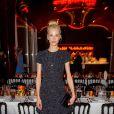 Aymeline Valade - Aftershow Christian Dior lors de l'inauguration de la discothèque Les Bains Douches à Paris. Le 6 mars 2015.