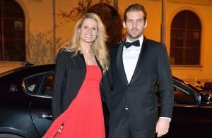 michelle hunziker maman la belle a accouch de son troisime enfant - Celine Geraud Mariage