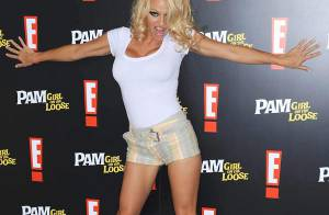 PHOTOS : Pamela Anderson, plus sexy à Londres qu'à Paris ! Yiipii !