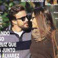 """La couverture du magazine """"Hola"""" du 4 février 2015."""