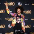 Redfoo à la soirée Dancing with the Stars pour la première de la vingtième saison à Los Angeles, le 16 mars 2015.