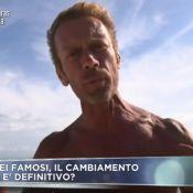Rocco Siffredi arrête le porno : Il ne veut plus faire souffrir sa belle Rosa...
