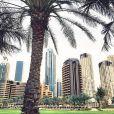 Caroline Receveur : ses vacances à Dubaï en mars 2015