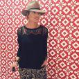Caroline Receveur : un vendredi soir à Dubai, en mars 2015
