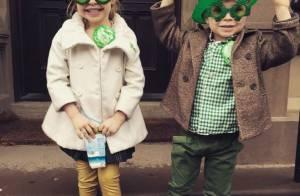 Neil Patrick Harris : Ses craquants jumeaux fêtent la Saint Patrick