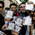 Alizée reçoit deux disques d'or et soulève les foules à Mexico City, au Mexique, le 26 juin 2008 !
