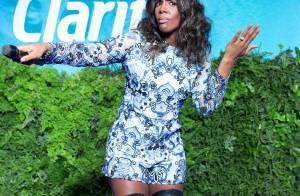 Kelly Rowland : Moins 30 kilos après l'accouchement et un corps retrouvé !