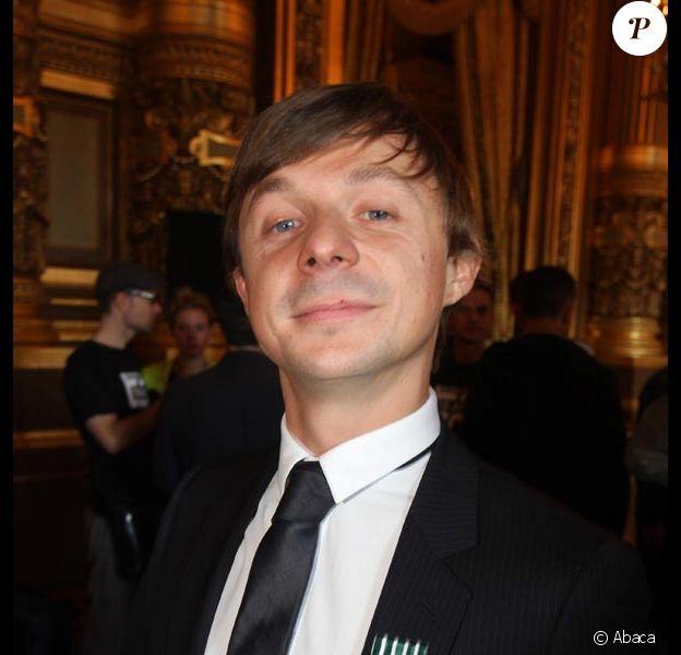 Martin Solveig décoré des insignes de chevalier des Arts et des lettres