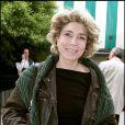 Marie-Ange Nardi - 2e journée des internationaux de Roland-Garros en 2005.