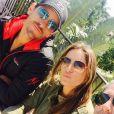 Nic Roldan et son amoureuse Jessica Springsteen à Palm Beach - mars 2015
