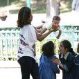Halle Berry, le bonheur avec sa fille...