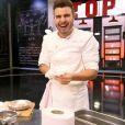 Kevin dans  Top Chef 2015  (épisode 11, la demi-finale), le lundi 6 avril 2015 sur M6.