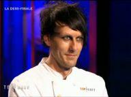 Top Chef 2015, la demi-finale : Olivier éliminé, Xavier et Kévin finalistes !