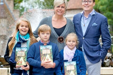 Constantijn et Laurentien des Pays-Bas : Le couple princier déménage !