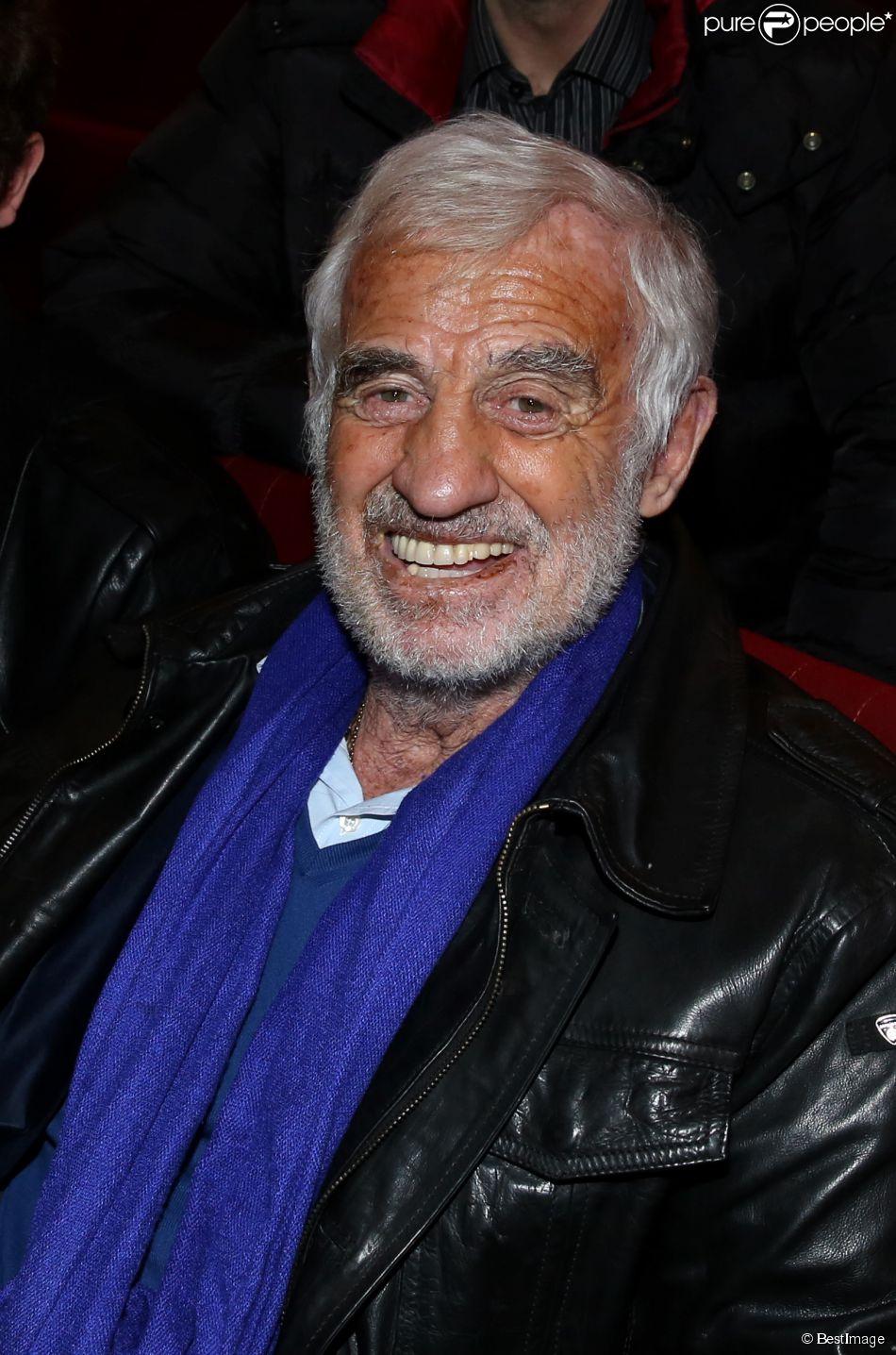 Exclusif - Jean-Paul Belmondo