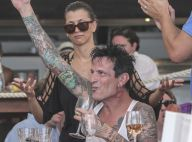 Tommy Lee et sa belle Sofia : Fête, plage et alcool... week-end hot à Saint-Barth'