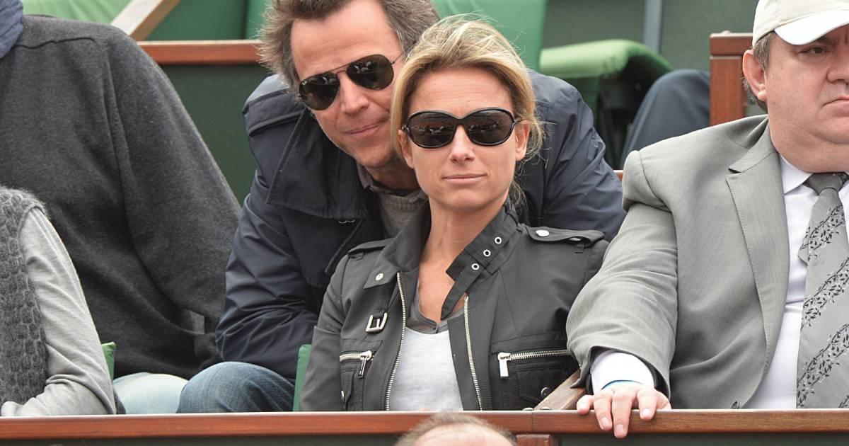Anne sophie lapix et son mari arthur sadoun roland garros paris le 2 juin 2013 - Sophie jovillard et son mari ...