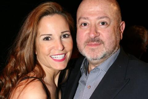 Sandy Valentino : Ravissante pour une ''Chatte bleue'' face à Oscar Sisto