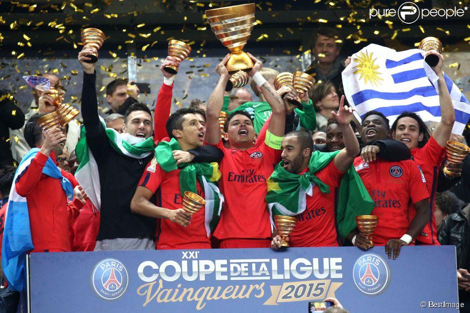 Le psg remporte la finale de la coupe de la ligue face - Billetterie finale coupe de la ligue 2015 ...