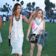 "Jamie Chung - People au 1er jour du Festival ""Coachella Valley Music and Arts"" à Indio le 10 avril 2015."