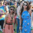 "Sarah Hyland au 2ème jour du Festival ""Coachella Valley Music and Arts"" à Indio, le 11 avril 2015"