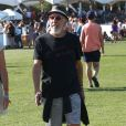 "Lou Adler au 2ème jour du Festival ""Coachella Valley Music and Arts"" à Indio, le 11 avril 2015"