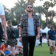 "Gabriel Aubry - People au 1er jour du Festival ""Coachella Valley Music and Arts"" à Indio le 10 avril 2015"