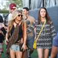 "Fergie - People au 1er jour du Festival ""Coachella Valley Music and Arts"" à Indio le 10 avril 2015"