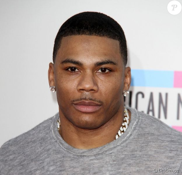 "Nelly - Soiree ""American Music Awards 2013"" à Los Angeles, le 24 novembre 2013."