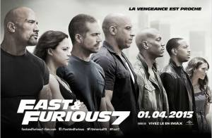 Fast and Furious 7 : L'ultime film de Paul Walker continue son carton