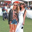 """Daisy Lowe au 3ème jour du Festival de """"Coachella Valley Music and Arts"""" à Indio, le 11 avril 2015"""