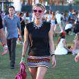 """Nicky Hilton au 3ème jour du Festival de """"Coachella Valley Music and Arts"""" à Indio, le 11 avril 2015"""