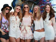 Alessandra Ambrosio entourée de bombes à Coachella, Gigi Hadid in love !