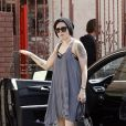 Rumer Willis va s'entrainer pour Dancing With The Stars, le 5 avril 2015