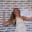 Gisele Bündchen a fait ses adieux aux défilés à l'occasion du défilé Colcci à Sao Paulo au Brésil le 15 avril 2015. Le top a défilé devant toute sa famille réunie pour ce beau moment.