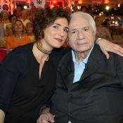 Michel Galabru : Radieux à 92 ans, complice avec sa fille Emmanuelle