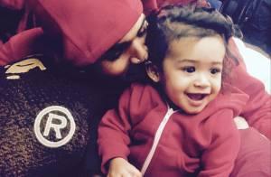 Chris Brown, papa : Il reconnaît sa fille Royalty et lui déclare son amour