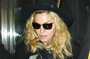 Madonna, diva au théâtre : Accro aux SMS, elle insupporte tout le monde