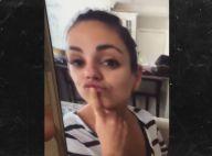 ''Mila Kunis a détruit ma vie'': La jeune maman accusée d'un drôle de vol