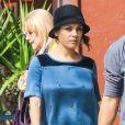 Mila Kunis à Beverly Hills, Los Angeles, le 19 février 2015.