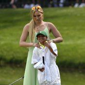 """Lindsey Vonn ''privilégiée"""" : Ses confidences sur les enfants de Tiger Woods"""