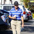 Exclusif - Bruce Jenner se promène dans les rues de Westlake Village, le 8 mars 2015