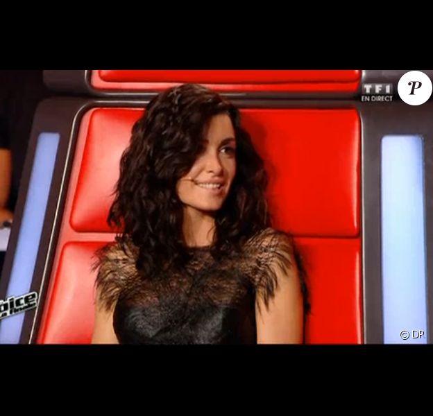 Jenifer : superbe à nouveau pour la finale de The Voice 4, samedi 25 avril 2015, sur TF1