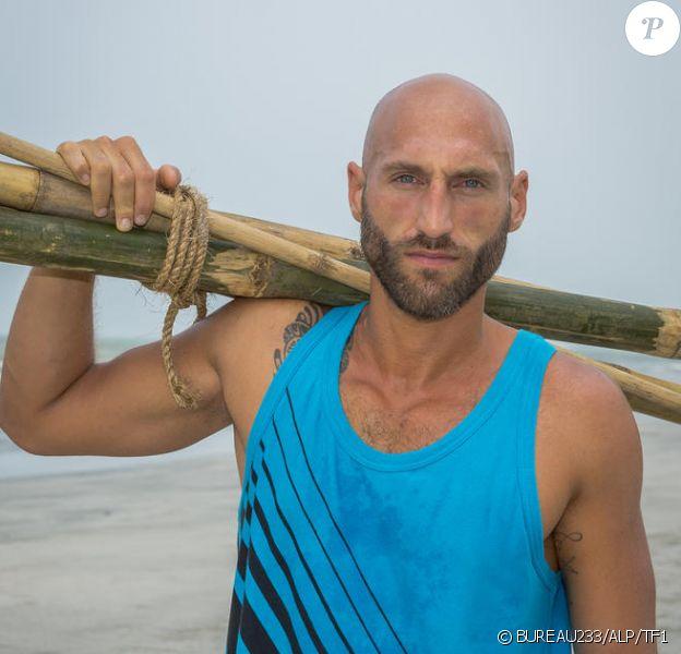 Jeff (32 ans), candidat de Koh-Lanta 2015.